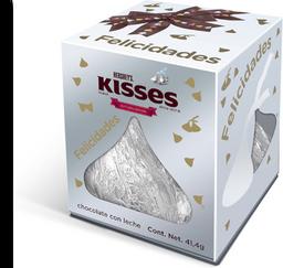 Chocolate Hershey Kisses Gigante 41 g