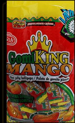 df5764ccfb90 Paleta Enchilada Dulces Karla de Gomita Sabor Mango 611 g a ...