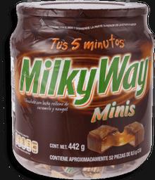 Chocolate Milky Way Minis 442 g