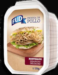 Pechuga de Pollo Fud Rostizado en Rebanadas 250 g