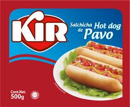 Kir Salchicha Para Hot Dog