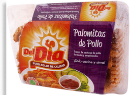 Palomitas de Pollo Del Día 500 g