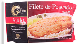 Filete Pescado Rivera al Ajillo 500 g