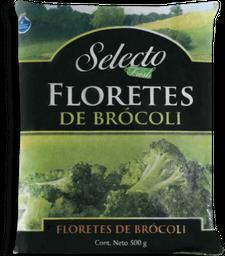 Brócoli Selecto Floretes 500 g