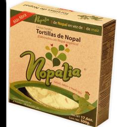 Tortilla de Nopal Nopalia 500 g