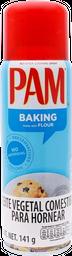 Aceite Pam Baking en Aerosol 141 g