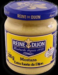 Mostaza Reine de Dijon Extra Fuerte 200 g