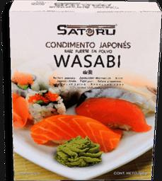 Wasabi Satoru Japonés 200 g