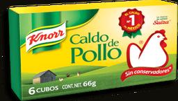 Knorr Caldo de Pollo en Cubo