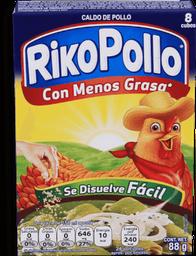 Consomé de Pollo Riko Pollo Con Menos Grasa 8 U