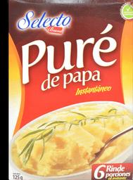 Selecto Pure Instantaneo De Papa