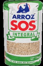 Arroz SOS Integral 1 kg