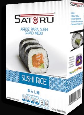 Arroz Satoru Para Sushi 700 g