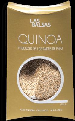 Quinoa Natural Las Balsas 400 g