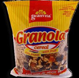 Granola Granvita Con Frutas Y Miel de Abeja 800 g