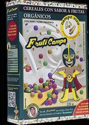 Cereal Campo Vivo Frutticampo Sabor a Frutas 220 g