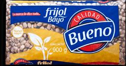 Frijol Calidad Bueno Bayo 900 g