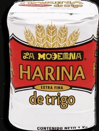Harina de Trigo La Moderna 1 kg