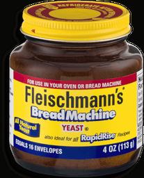 Levadura Fleischmann's Frasco 113 g