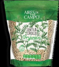 Lentejas Aires de Campo Criolla Orgánica 500 g