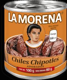Chiles Chipotles La Morena Adobados 100 g