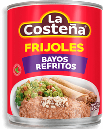 Frijoles La Costeña Bayos Refritos 440 g