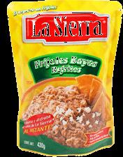 Frijoles La Sierra Bayos Refritos 400 g