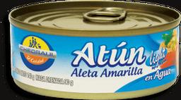 Atún Chedraui en Agua Light 140 g