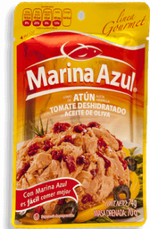Atún Marina Azul Con Tomate en Aceite Oliva 74 g