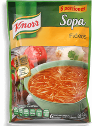 Pasta Knorr Sopa de Fideo 143 g