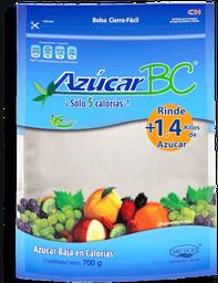 Azúcar BC Metco Baja en Calorías 700 g