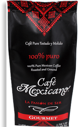 Café Molido El Mexicano Regular 400 g