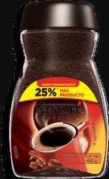 Café Soluble Nescafé Clásico 60 g