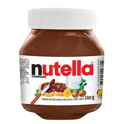 Nutella Crema de Avellana Con Cacao