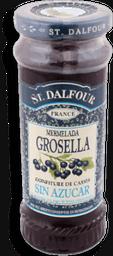 Mermelada St. Dalfour de Grosella 284 g