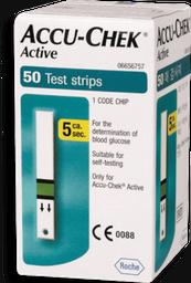 Accu-Chek Active Glucosa 60 Tiras