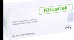 Kitoscell Gel Para Cicatrización de la Piel (30 g)