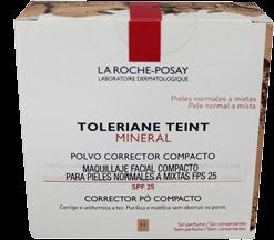 Maquillaje Toleriane Teint Compacto Tono 11 De La Roche Posay