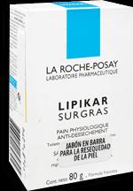 Barra De Limpieza Lipikar Surgras De La Roche Posay