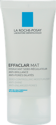 Crema Matificante Para Rostro Effaclar Mat De La Roche Posay