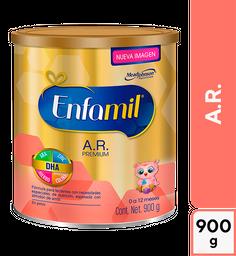 Fórmula Para Lactantes Enfamil Premium Ar 0 A 12 Meses 900G