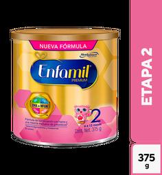 Fórmula Para Lactantes Enfamil Premium Etapa 2 6 A 12 Meses 375G