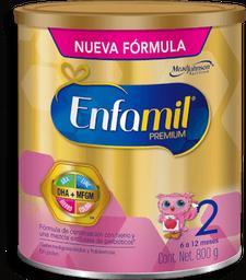 Formula Infantil Enfamil Etapa 2 800 g
