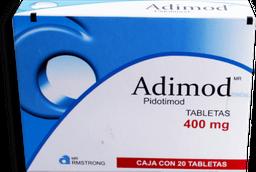 Adimod 20 Tabletas (400 mg)