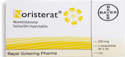 Noristerat Solución Inyectable 1 ml X 1 (200 mg)