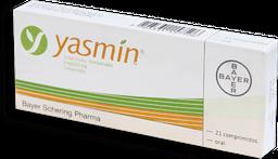 Yasmín 21 Comprimidos (3 mg/ 0.03 mg)