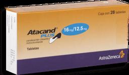 Atacand 28 Tabletas (16 mg/12.5 mg)