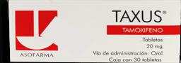 Taxus 20 Mg Tab C/30