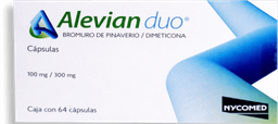 Alevian Duo 64 Cap (100 mg/300 mg)