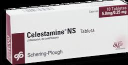 Celestamine NS 5.0/0.25 mg 10 Tab